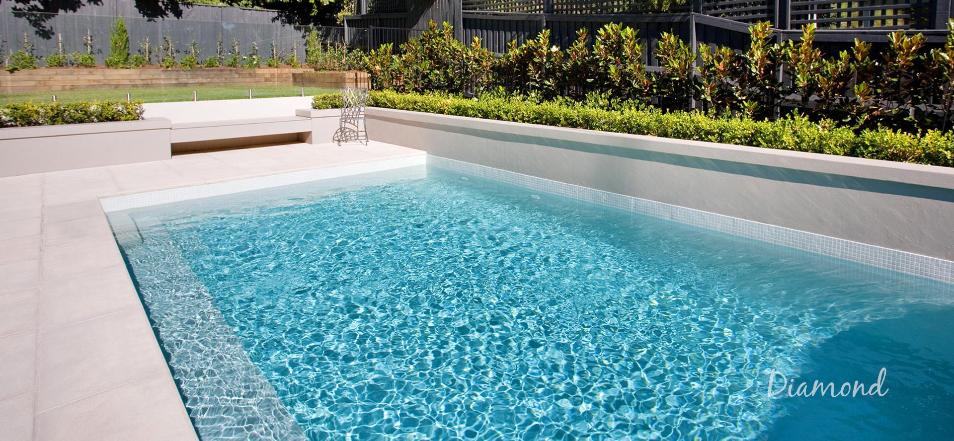 Pool Interior Finishes Melbourne